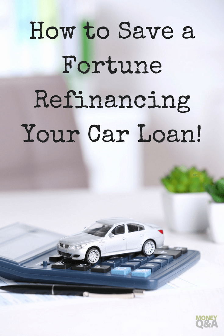 Save on Car Refinance Loans