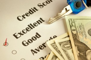 Living with bad credit